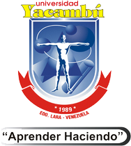 UNIVERSIDAD YACAMBÚ
